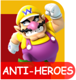 Mario antiheroes