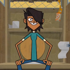 Mal is arguably the most evil and dangerous character of the Total Drama series. He's pretty cool however.