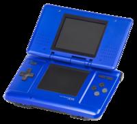 Nintendo DS - Blue Model