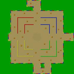 SNES Battle Course 1