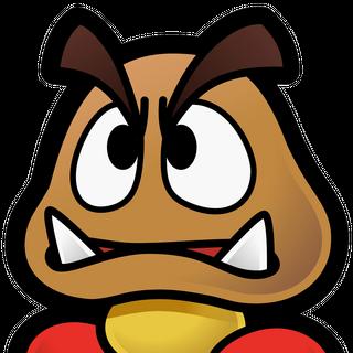 Goomba's artwork from <i><a href=