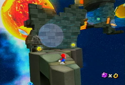 Bowser's Galaxy Reactor
