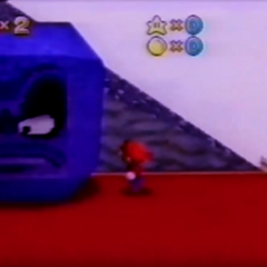 Some footage of the original level