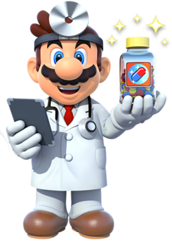 Dr Mario Miracle Cure