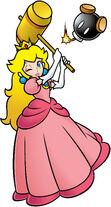 Mario Party Advance - Peach 02