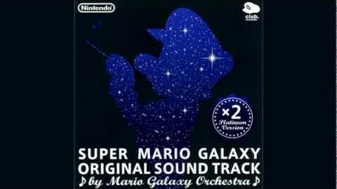 Super Mario Galaxy- Comet Observatory (30 minute version)
