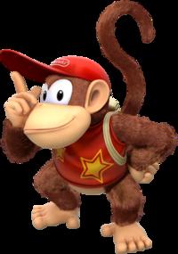 Diddy Kong DKCTF