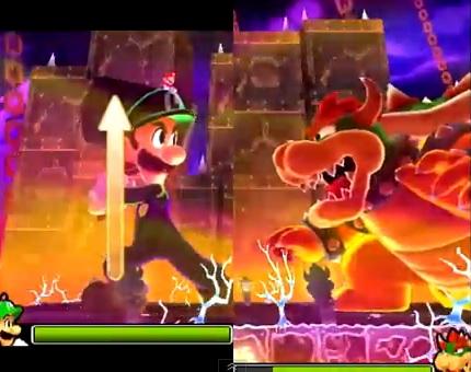 Mario And Luigi Dream Team Dreamy Bowser Theme - More info