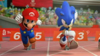 Mario and Sonic Race