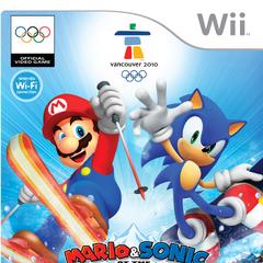 Wii Boxart