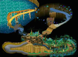 MKDD Dino Dino Jungle