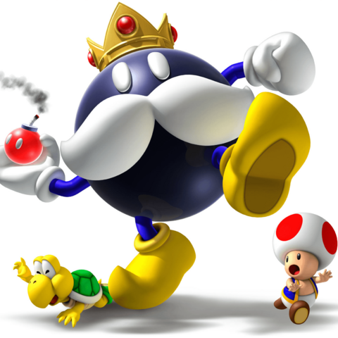 Big Bob-omb | MarioWiki | Fandom powered by Wikia