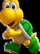 Koopa Artwork (Super Mario 3D Land)