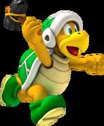 Hammer Bro. Art (Mario Party 8)
