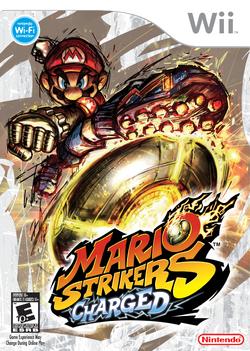 Mario Strikers Charged (NA boxart)