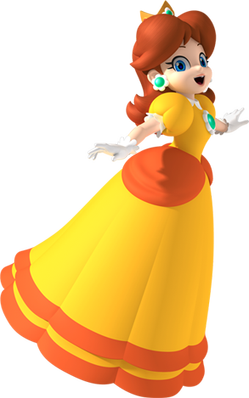 Daisy (Mario Party 10)