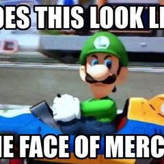 Luigi takes no prisoners! The Year of Luigi starts again!