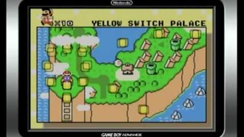 Super Mario World Super Mario Advance 2 100% Walkthrough - Part 1 (World 1)