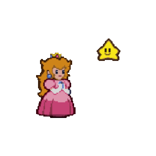 Princess Peach and <a href=