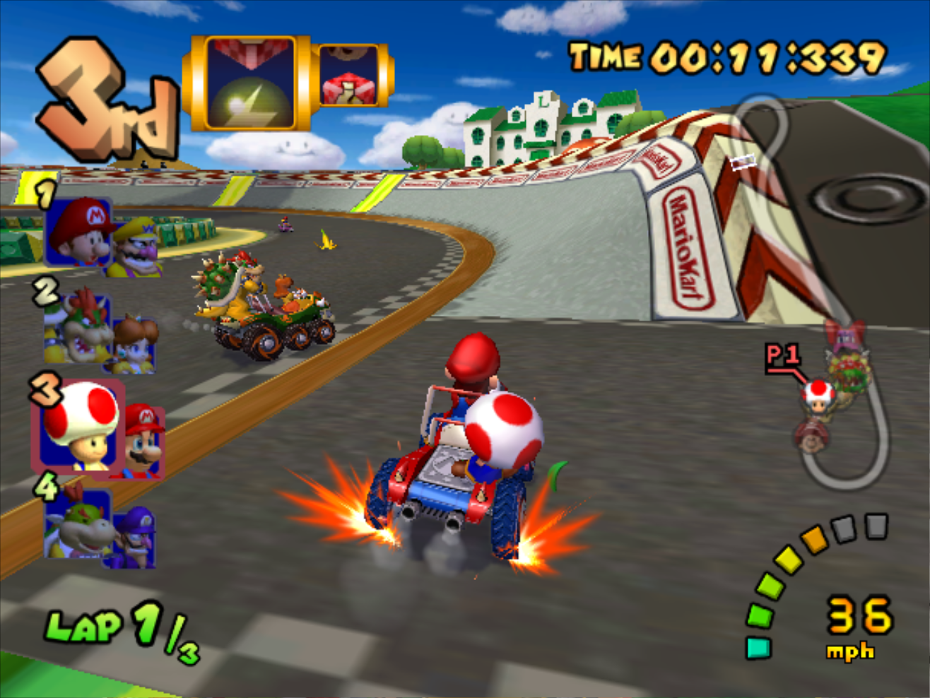 ... (GCN) - 4.png | Mario Kart Racing Wiki | Fandom powered by Wikia