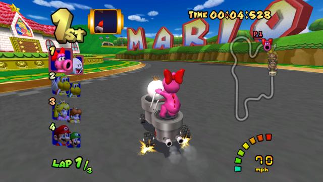 File:MKDD Mario Circuit 2.png