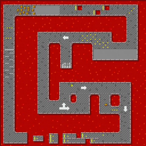 File:SNES Bowser Castle 2 map.png