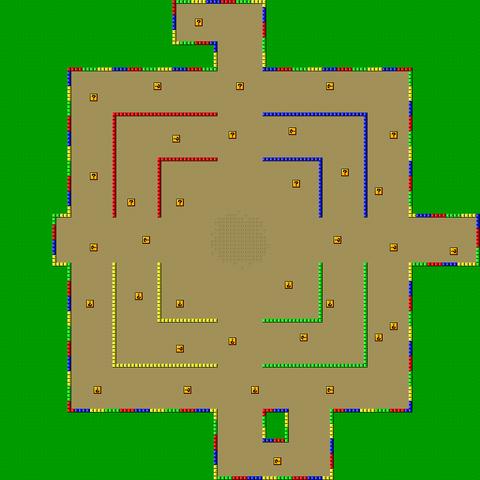 File:SNES Battle Course 1.png