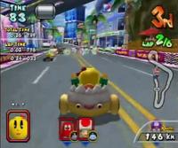 Wario Cup (Mrs. Pac-Man)