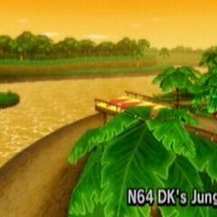 As seen in <i>Mario Kart Wii</i>.