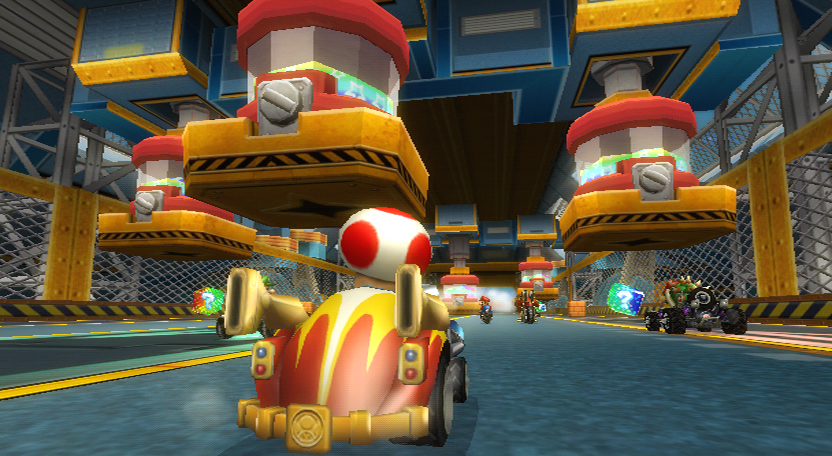 Toad's Factory | Mario Kart Racing Wiki | Fandom powered by Wikia