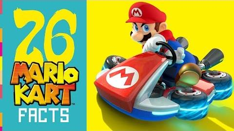 Mario Kart Facts! - It's Super Effective!!! - 26 Massive Facts!