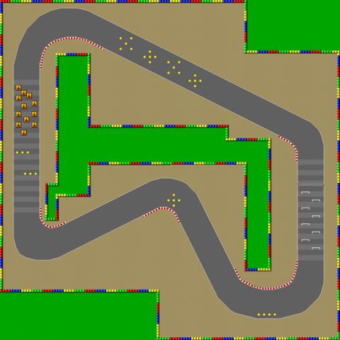 File:SNES Mario Circuit 1 map.png