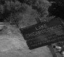 Lake Chicamocomico