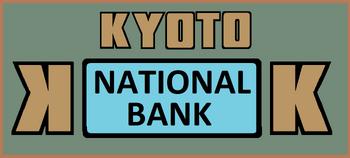 Kyoto National Bank logo