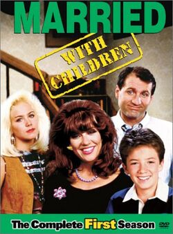 MarriedWithChildren S1 DVD COVER