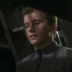 Shane Sweet Star Trek