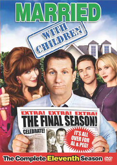 MarriedWithChildren S11 DVD COVER