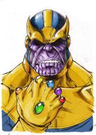 Thanos Tod