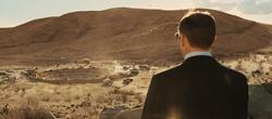 Coulson crash site