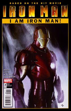 I Am Iron Man! 1
