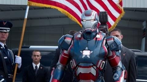 Iron Man 3 Trailer - Official Marvel HD
