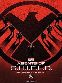 Agents of S.H.I.E.L.D. S02 poster