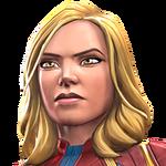 Captain Marvel portrait