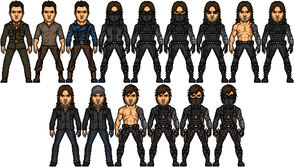 Winter Soldier Earth 199999 Marvel Microheroes Wiki
