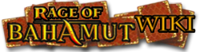 Rage of Bahamut Wiki Wordmark