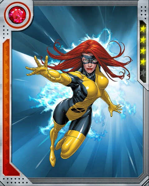 White Hot] Jean Grey | Marvel: War of Heroes Wiki | Fandom powered ...