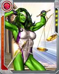 Legal Eagle She-Hulk\