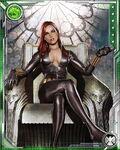 Secret Agent Black Widow