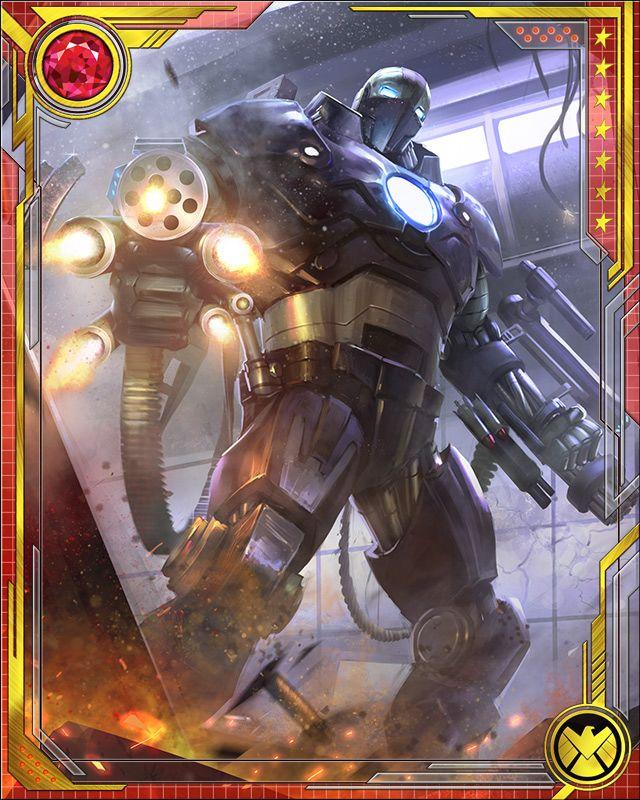 the war machine marvel