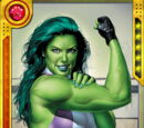 Jade Giantess She-Hulk